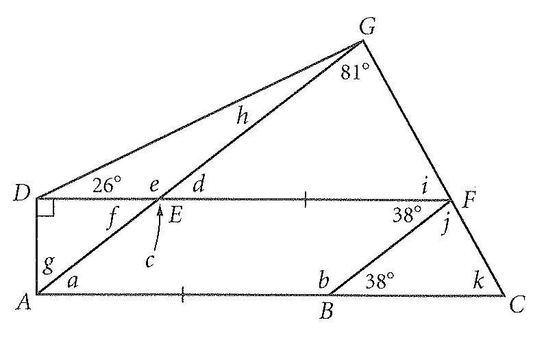 sum of interior angles of a polygon worksheet